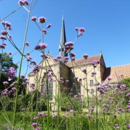 Klosterkirche Ostfront